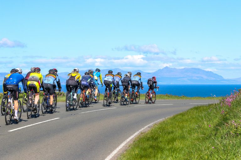 Girvan Cycle Challenge